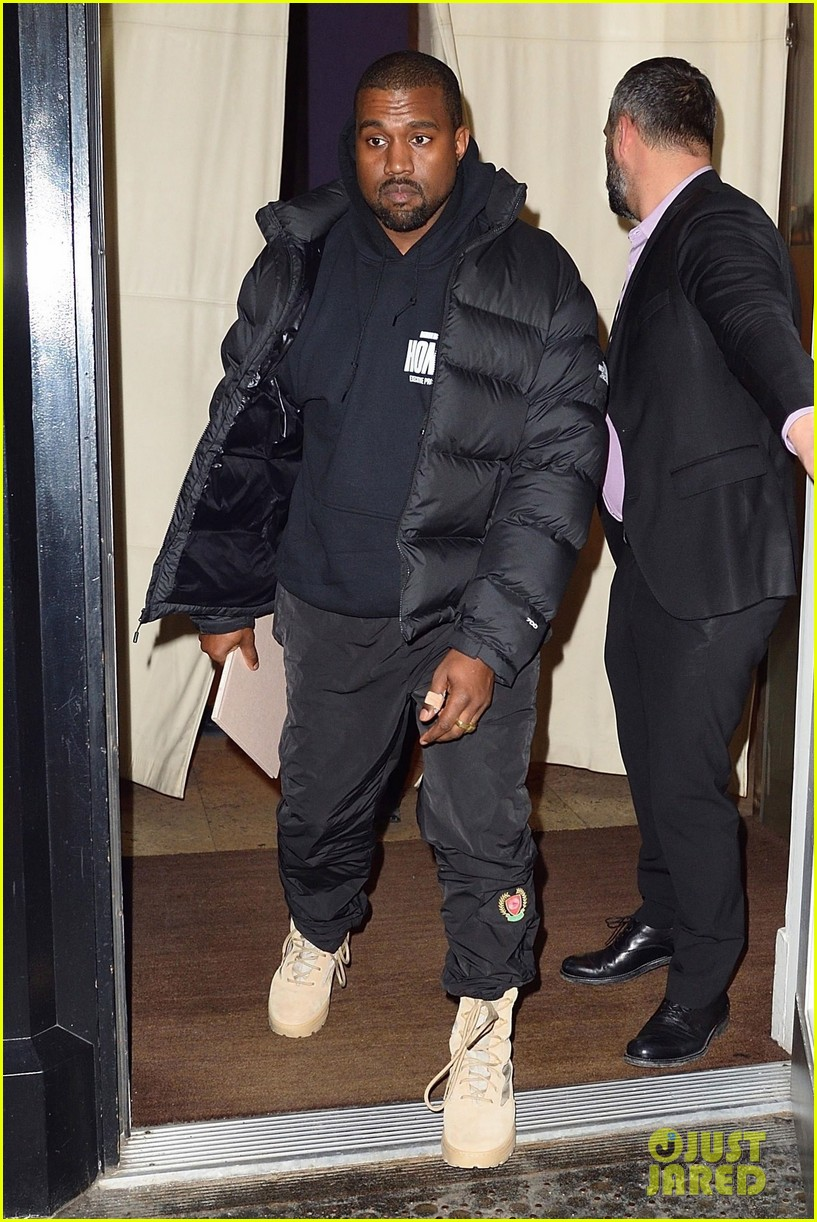 kanye west gets some work done in nyc 054020810