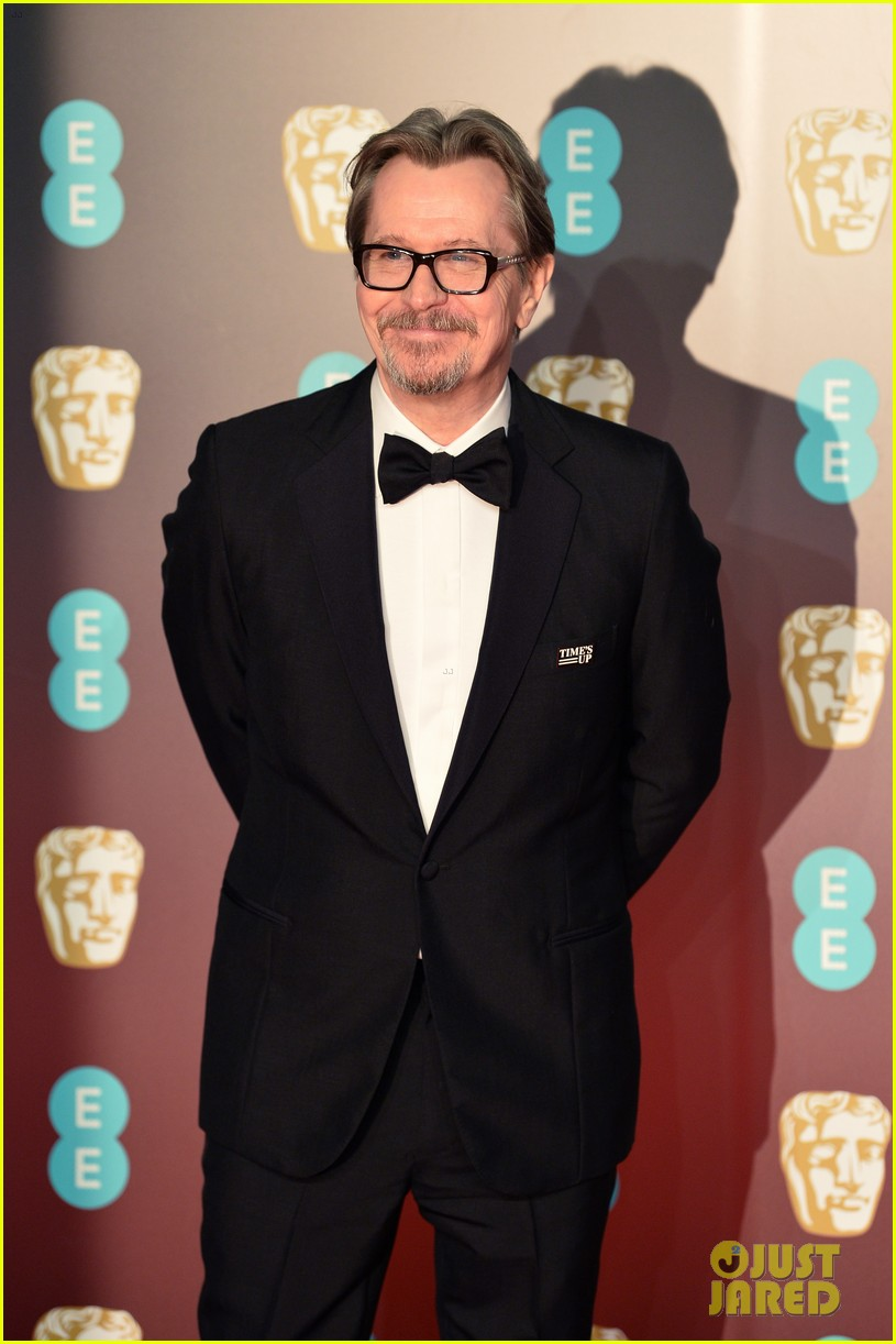 celebrities wearing black baftas 204035147