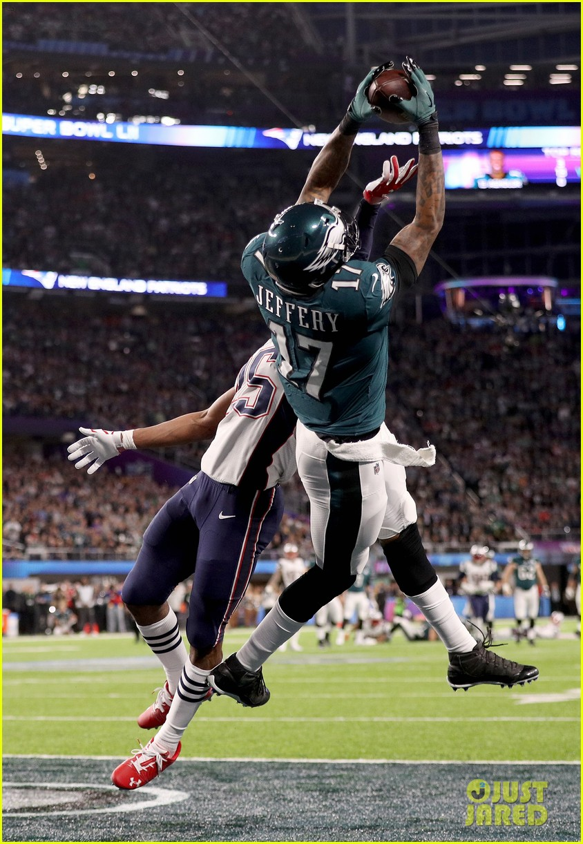 Who Won the Super Bowl 2018? Patriots vs Eagles...: Photo ...