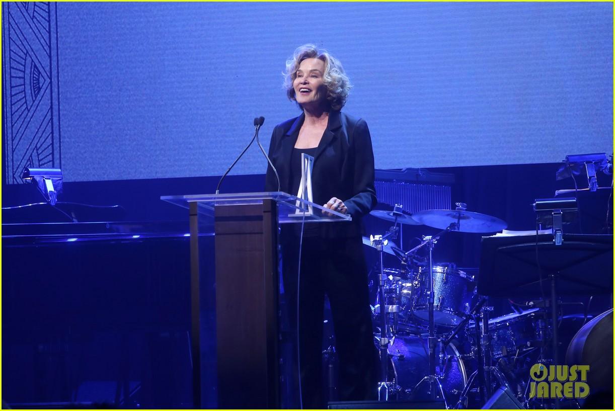 rachel brosnahan michael shannon honor jessica lange at roundabout theatre gala 344040286