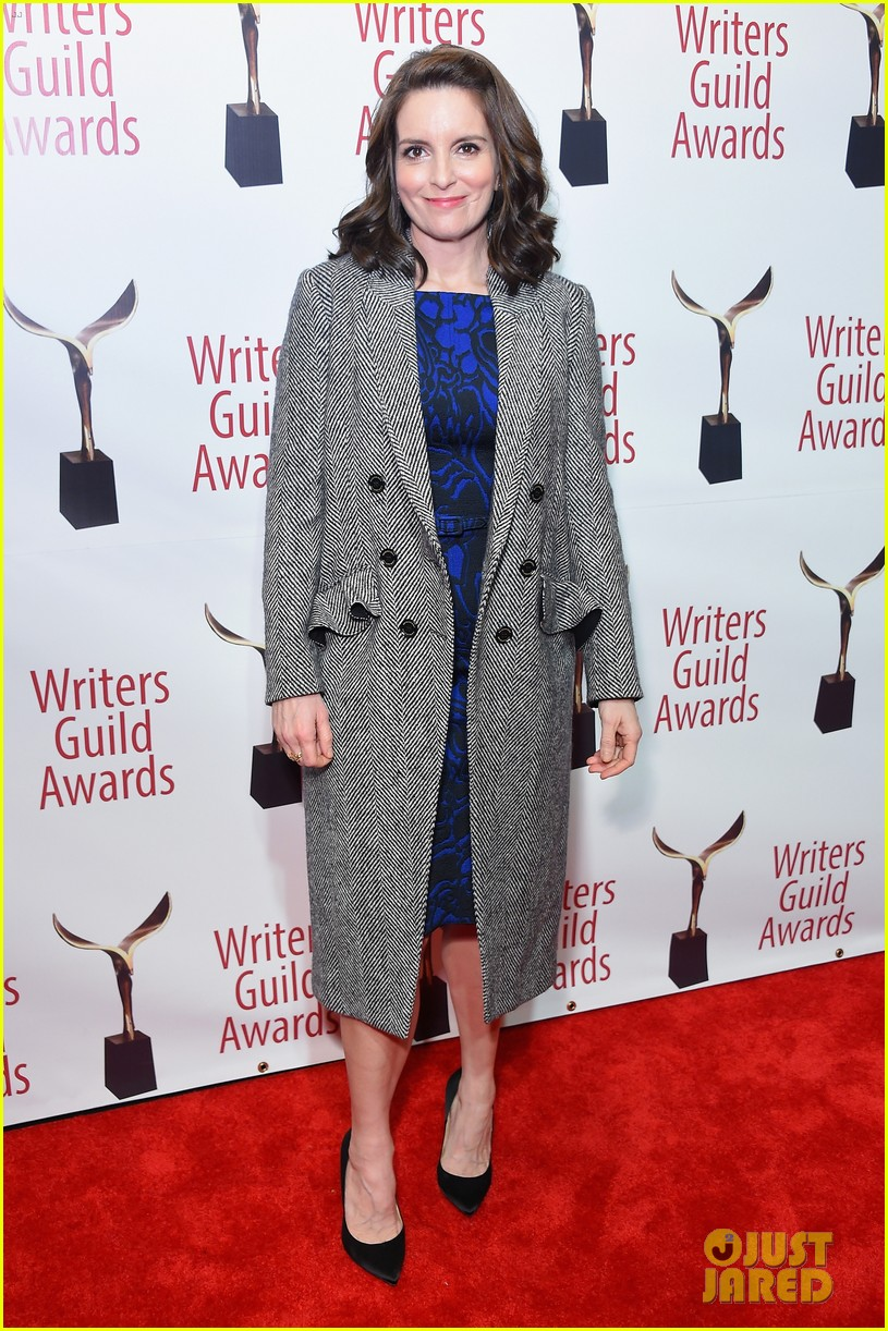 rachel brosnahan tina fey more hit stage writers guild awards 2018 014031504