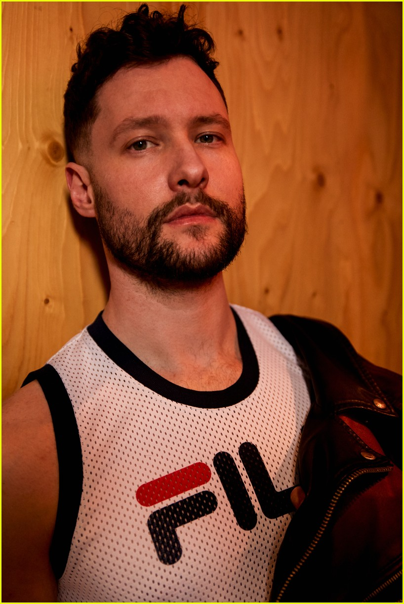 is calum scott gay