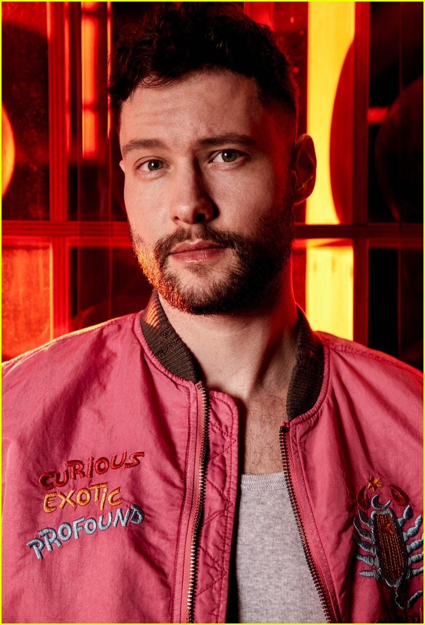 Calum Scott Goes Shirtless For Gay Times Cover His