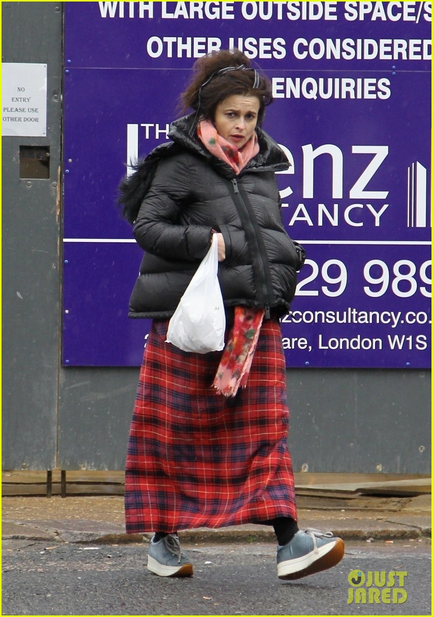 helena bonham carter steps out after the crown casting accouncement 014031970