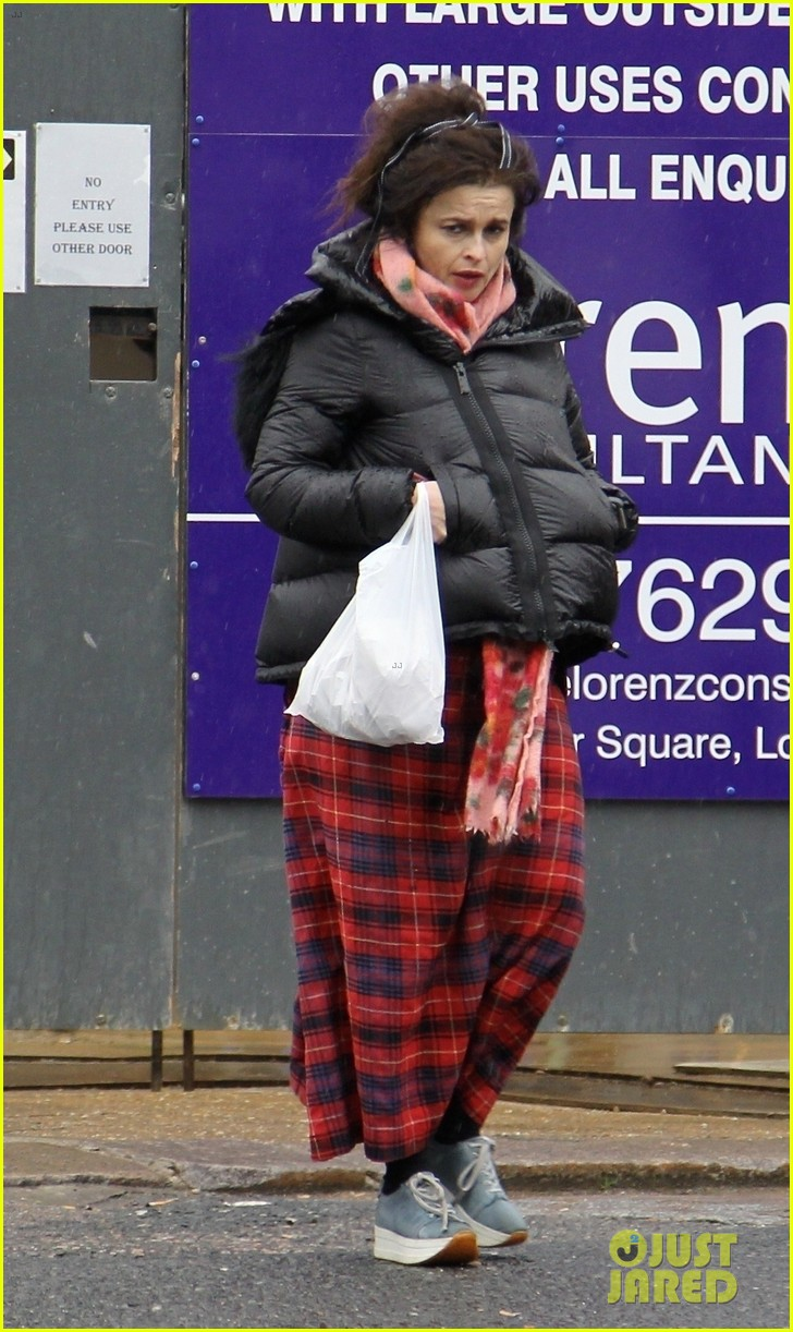 helena bonham carter steps out after the crown casting accouncement 034031972
