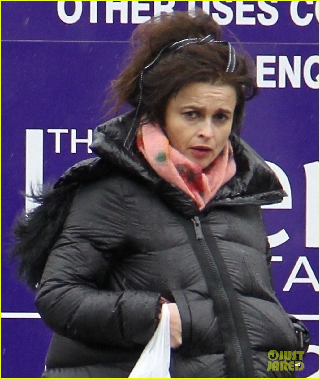 helena bonham carter steps out after the crown casting accouncement 044031973