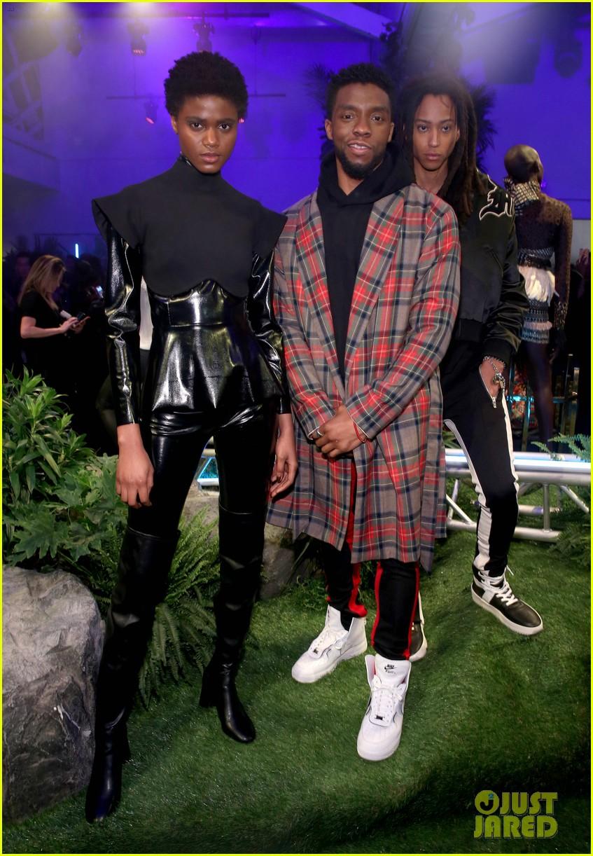 chadwick boseman michael b jordan black panther nyfw 094032044