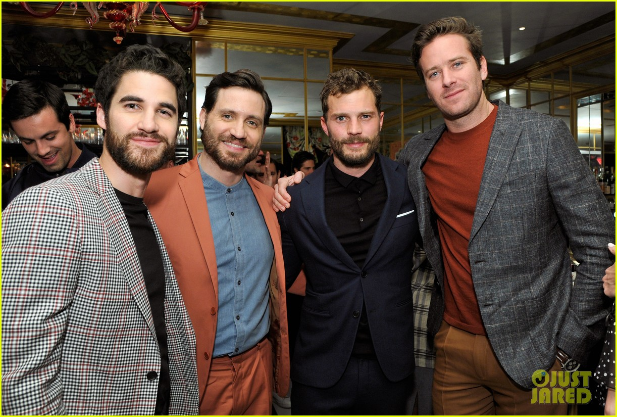 jamie dornan helps celebrate timothee chalamet at gq event 034036511