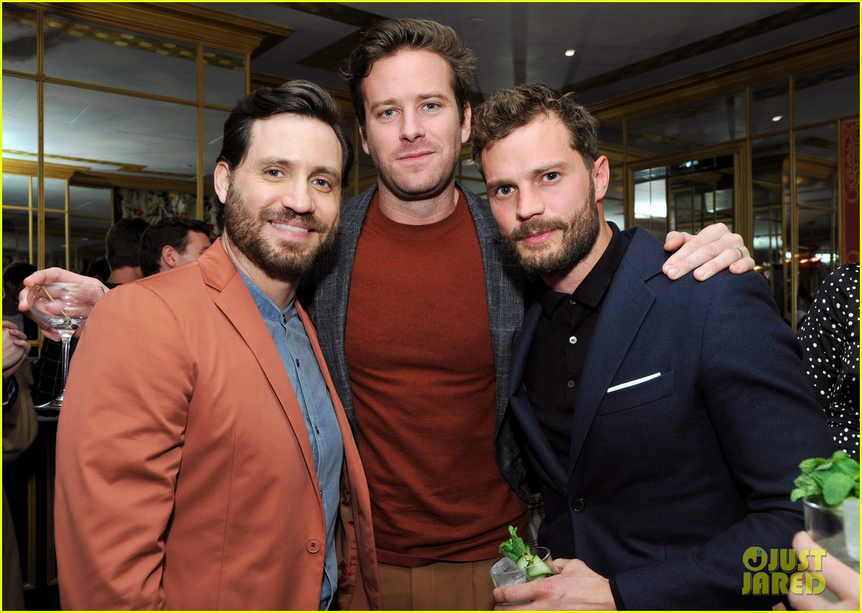 jamie dornan helps celebrate timothee chalamet at gq event 044036512