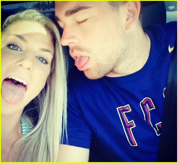 who is zach ertzs wife meet soccer star julie ertz