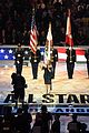 fergie nba all star game 3