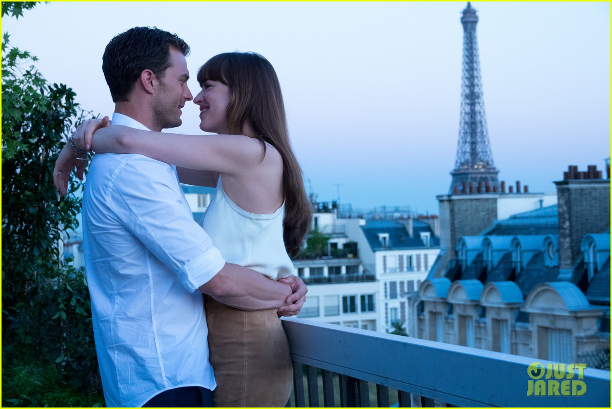 fifty shades freed stills dakota johnson jamie dornan 034038470