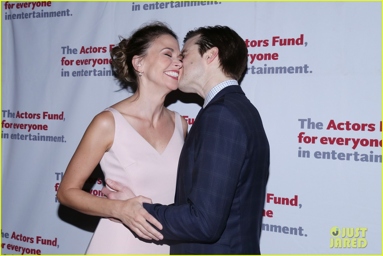 sutton foster gavin creel team up for thoroughly modern millie reunion concert 124032100