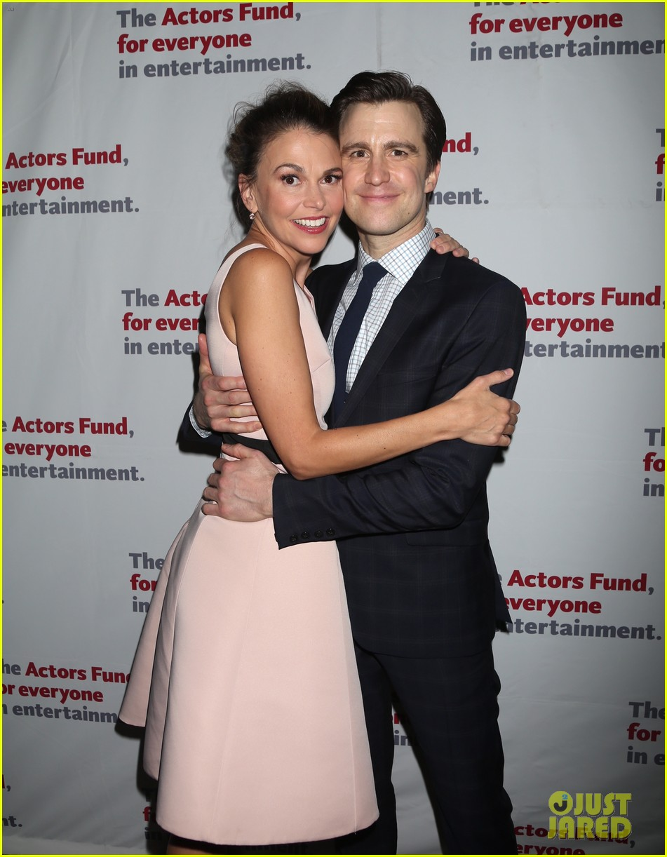 sutton foster gavin creel team up for thoroughly modern millie reunion concert 174032105