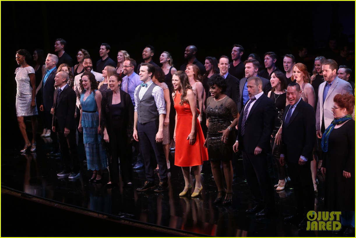 sutton foster gavin creel team up for thoroughly modern millie reunion concert 214032109