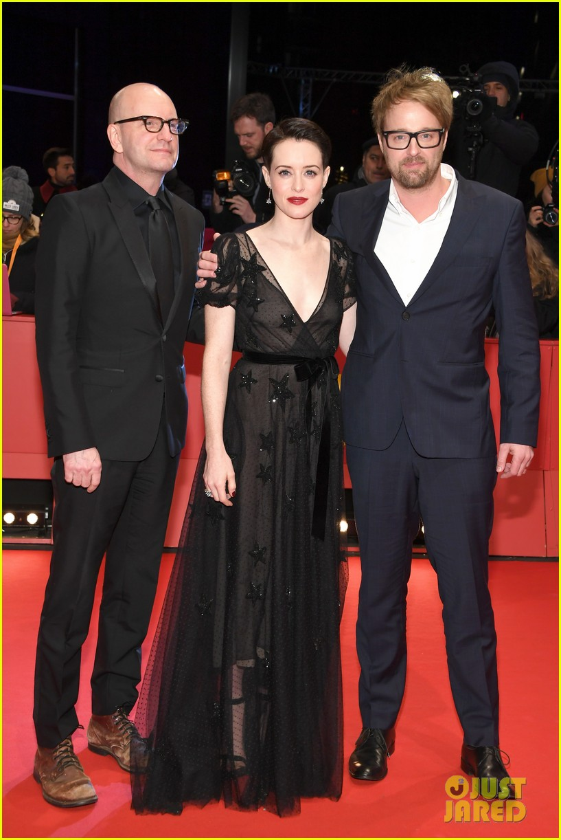 claire foy premieres unsane at berlin film festival 2018 014037354