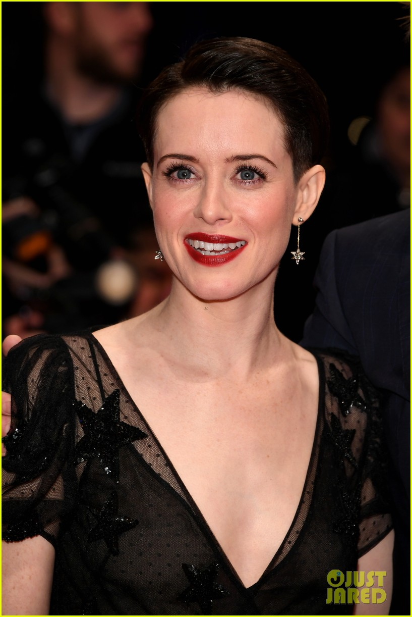 Claire Foy Premieres Unsane At Berlin Film Festival 2018 Photo