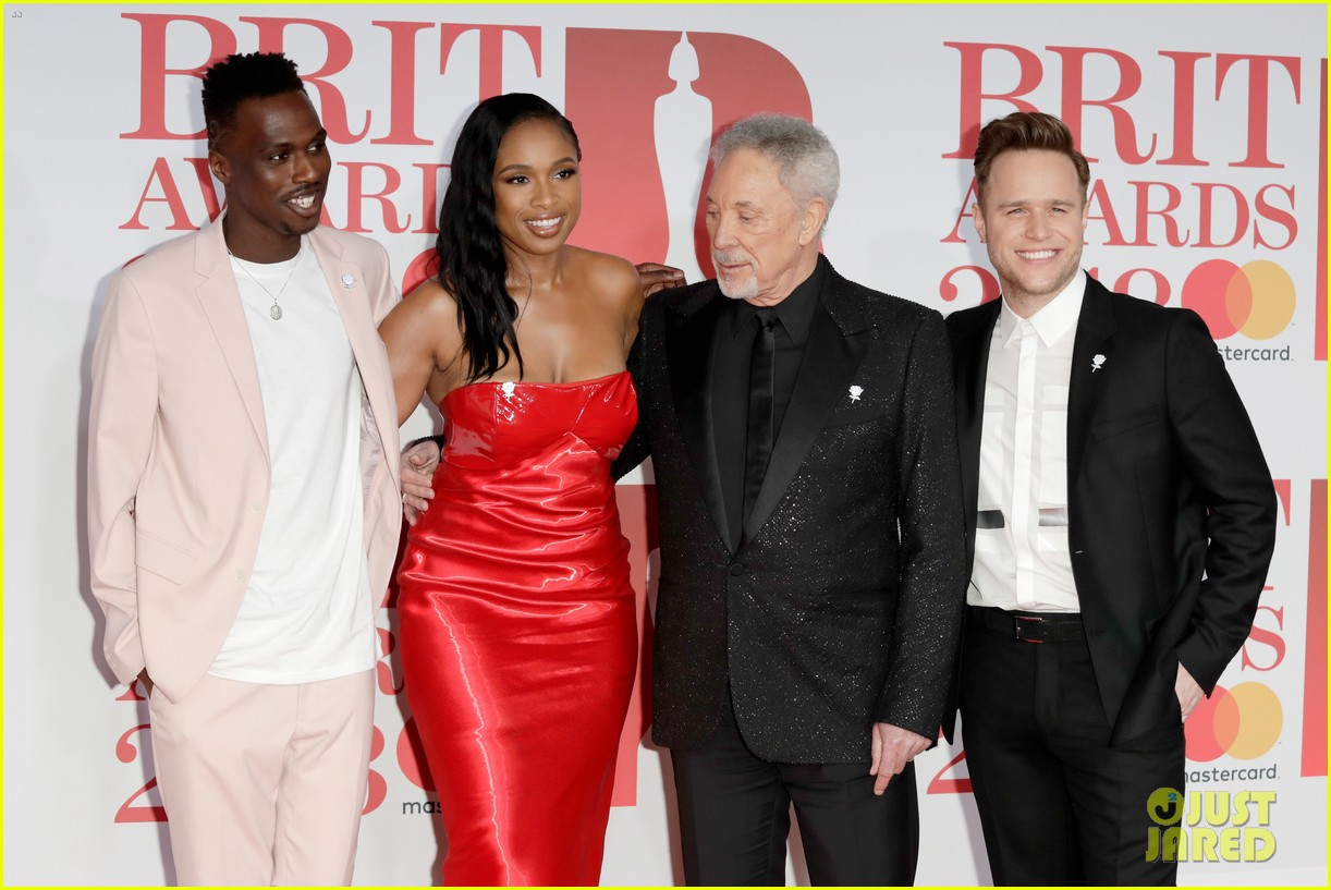 jennifer hudson brit awards 2018 014036847