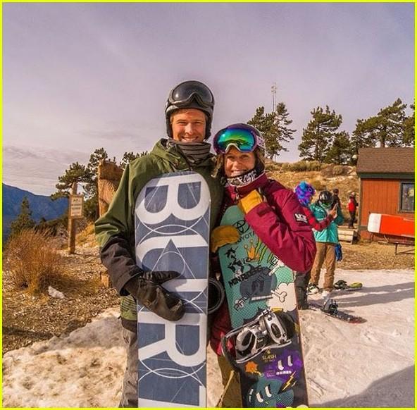 Who Is Lindsey Jacobellis' Boyfriend? Meet Adam Bakkedahl ...