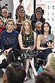 cocoa rochoa baby bump jason wu fashion show 12