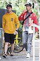 nick jonas meets up with brother joe in australia 13