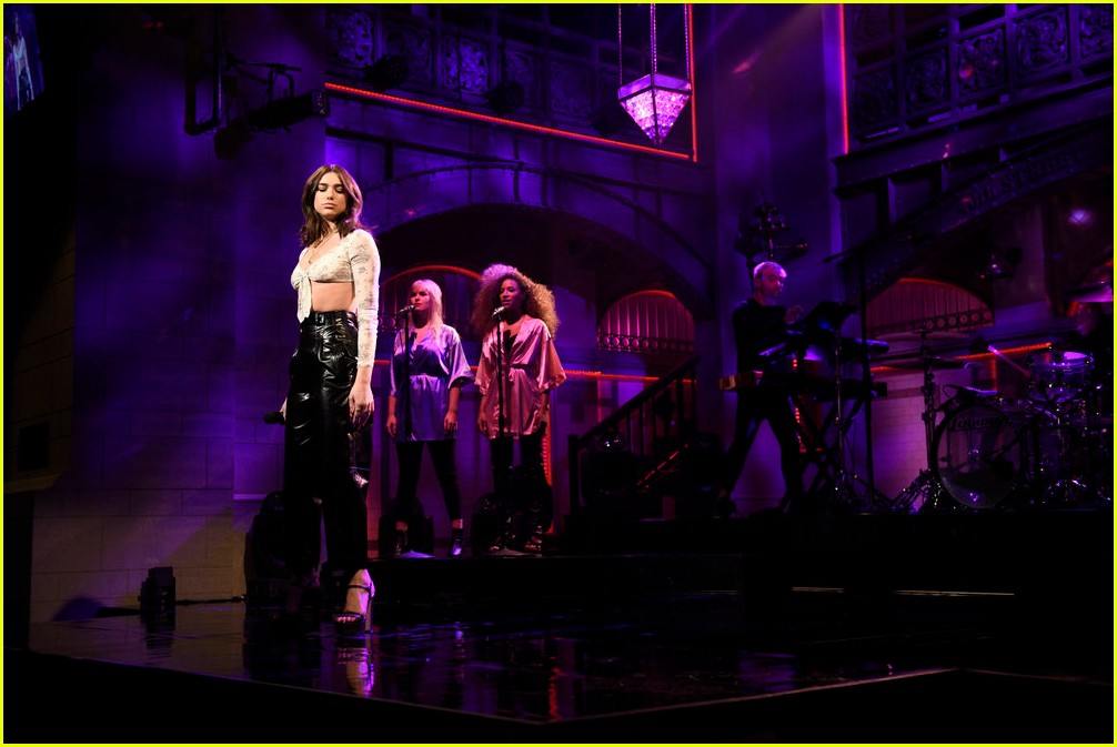 dua lipa snl performance 034026830