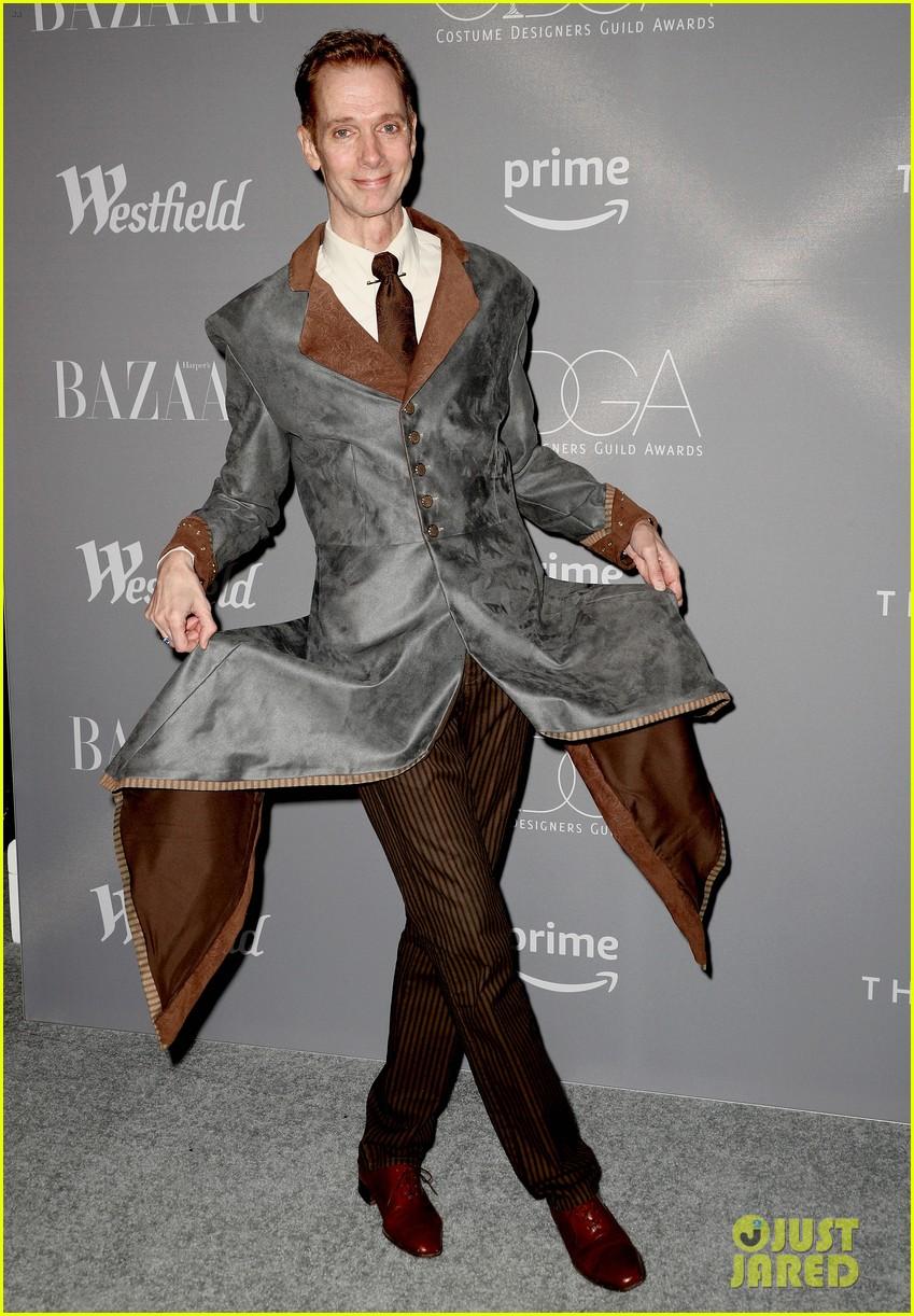 Kerry Washington Pregnant Eva Longoria Celebrate The Costume Designers