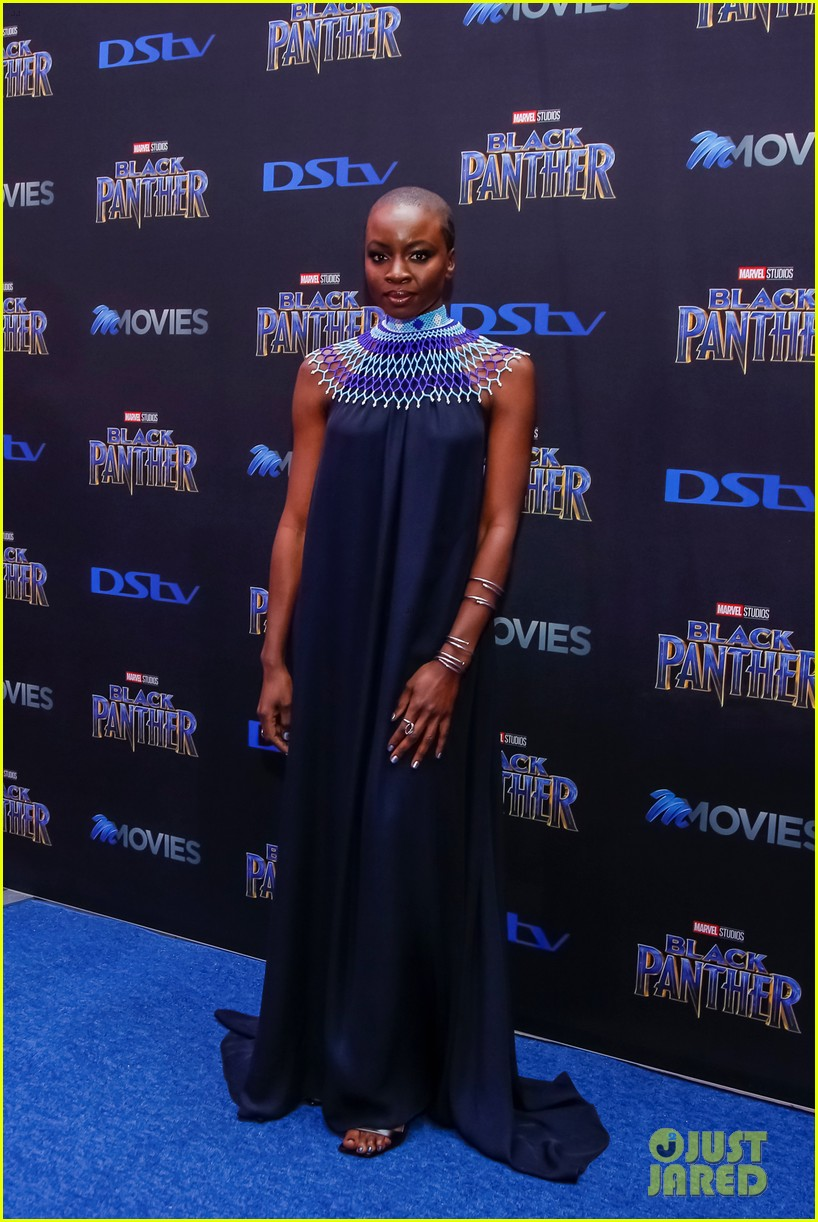 lupita nyongo danai gurira premiere black panther south africa 054034554