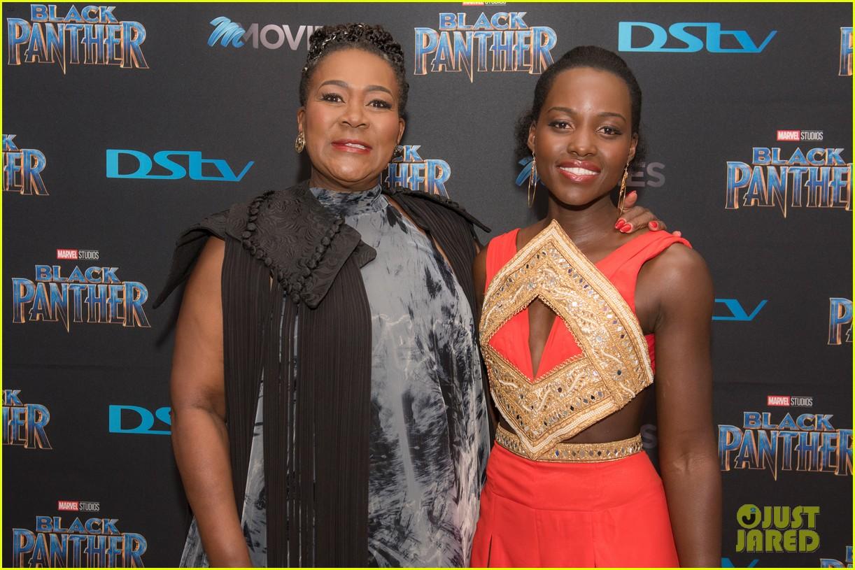 lupita nyongo danai gurira premiere black panther south africa 104034559
