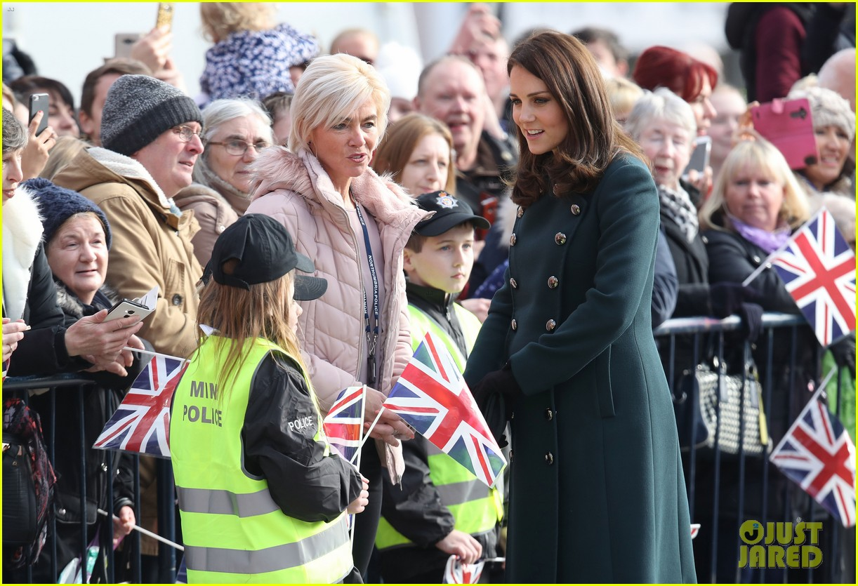 kate middleton prince william step out to support the arts in sunderland 194036623