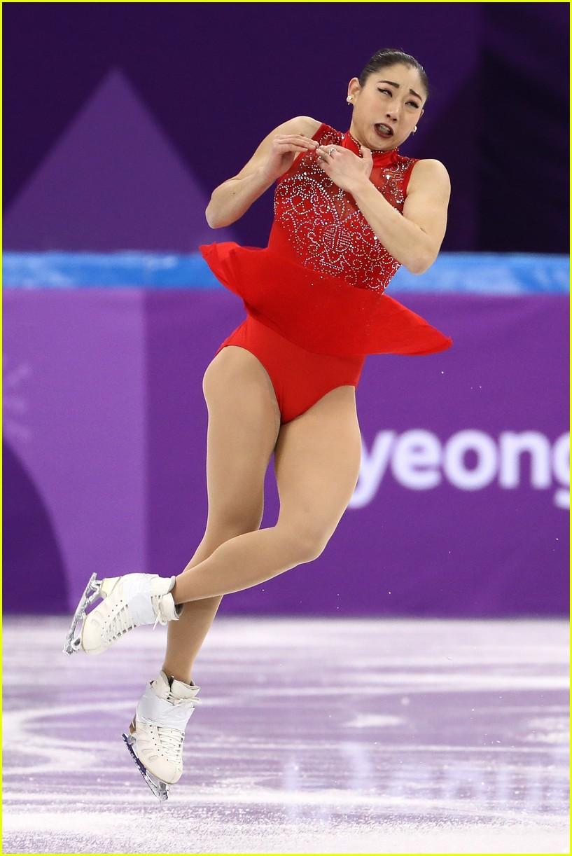 mirai nagasu makes history olympics 2018 044031488