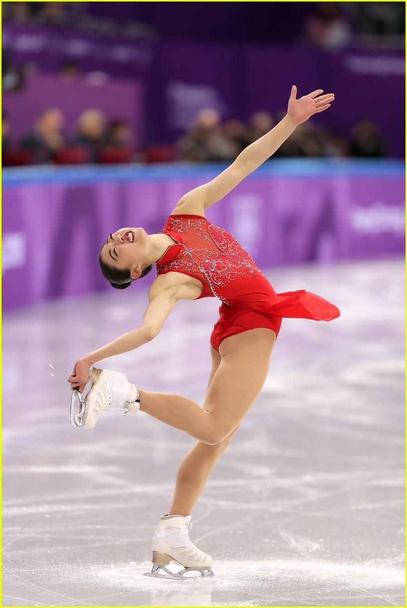 mirai nagasu makes history olympics 2018 084031492