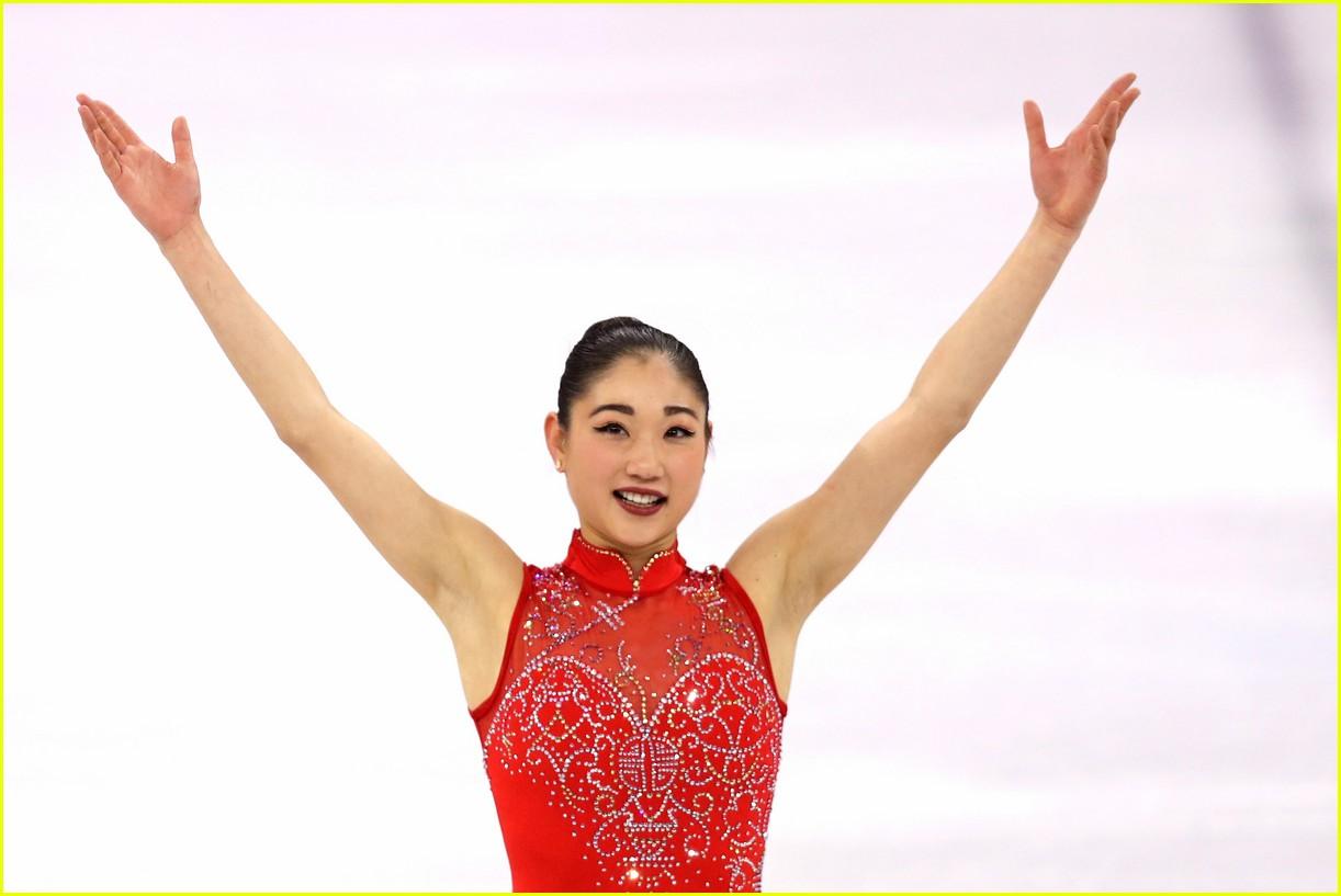 mirai nagasu makes history olympics 2018 114031495