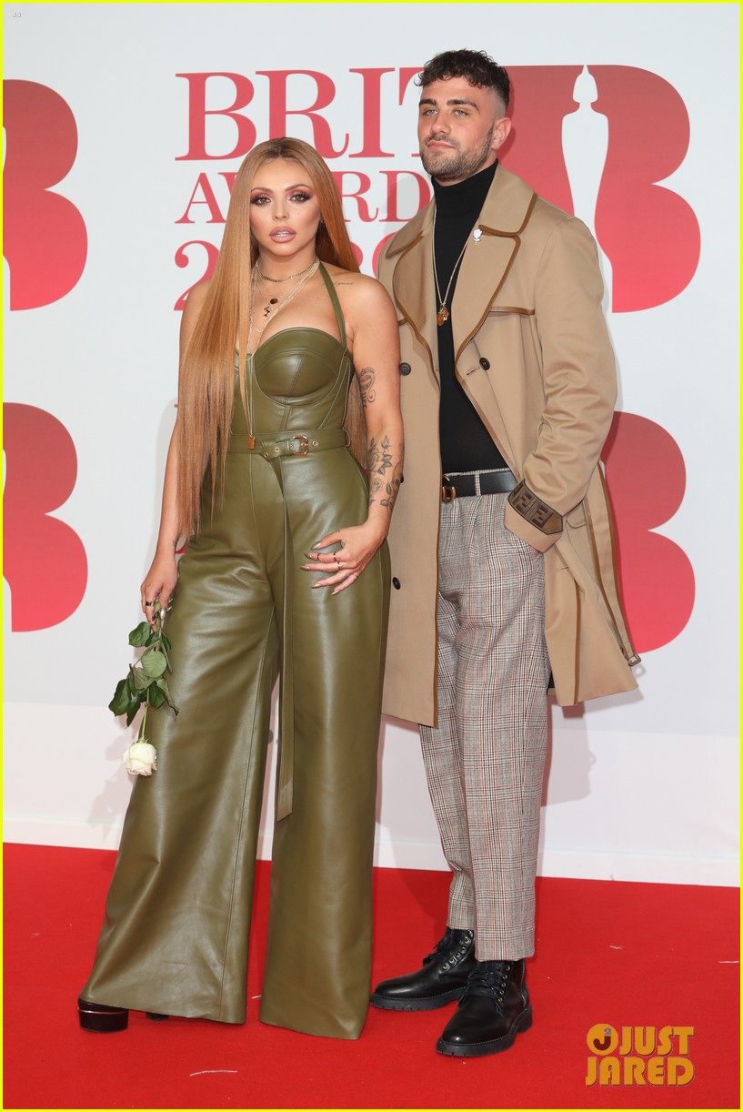 little mix brit awards 2018 arrival 054036889