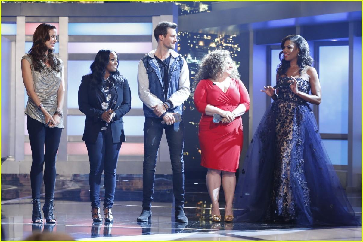 Celebrity big brother 9 contestants on biggest