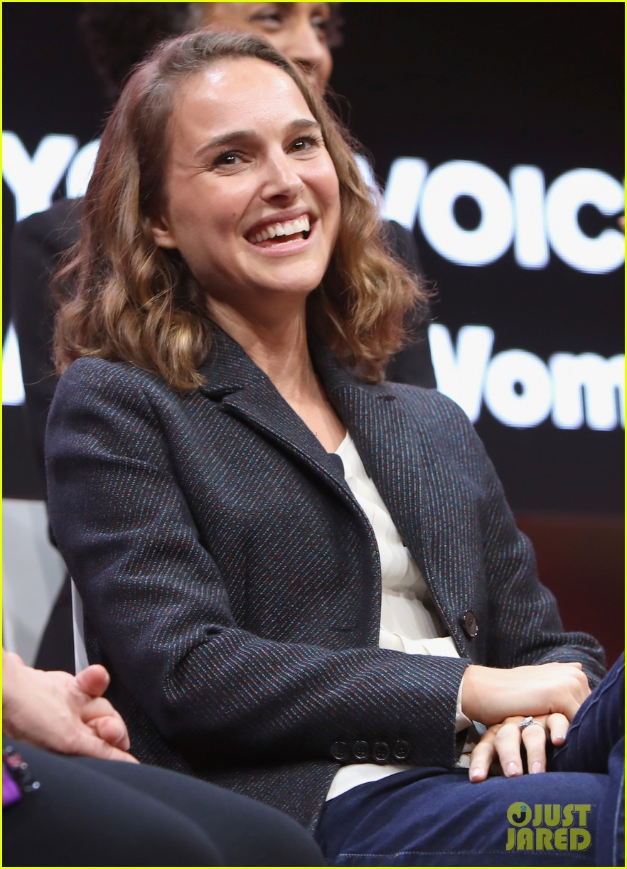 natalie portman rashida jones more join forces to represent times up at makers conference 024028543