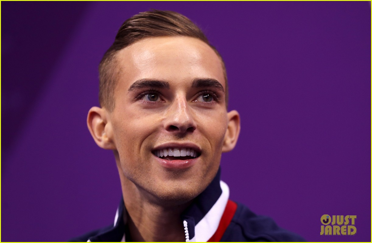 adam rippon nbc team 054035016