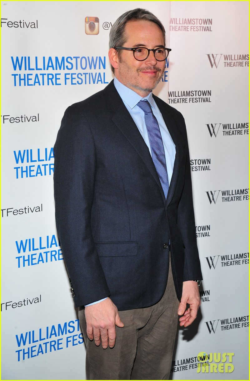 emmy rossum and matthew broderick team up for wtf gala 2018 104028335