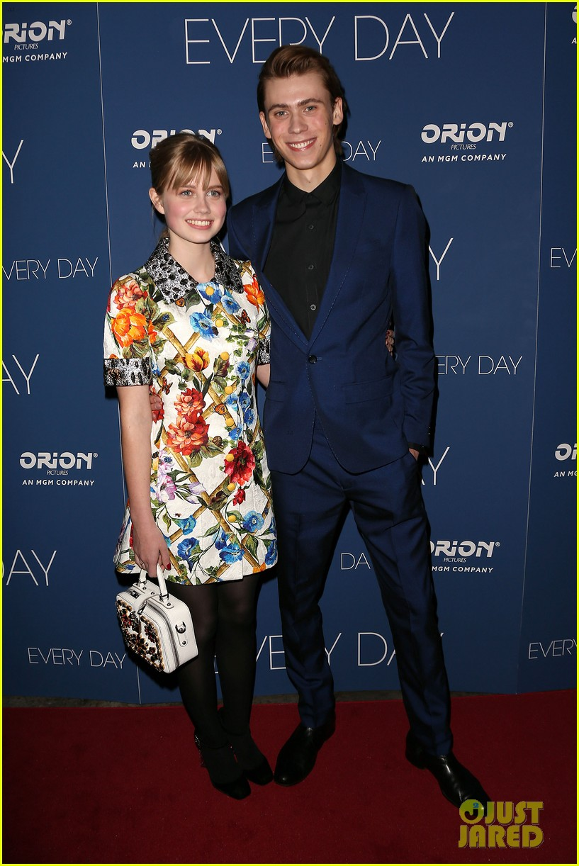 Debby Ryan Joins Co Stars Angourie Rice Amp Owen Teague At