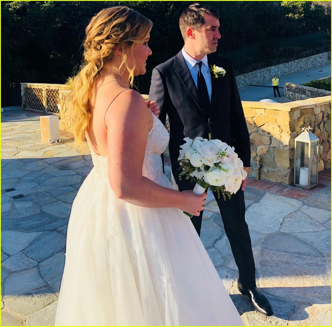 amy schumer wedding photos chris fischer 064039473
