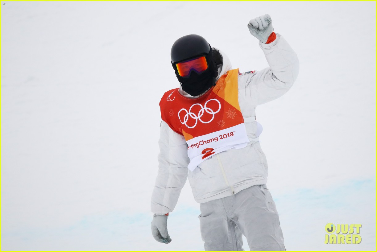 shaun white wins gold mens halfpipe winter olympics 164032602