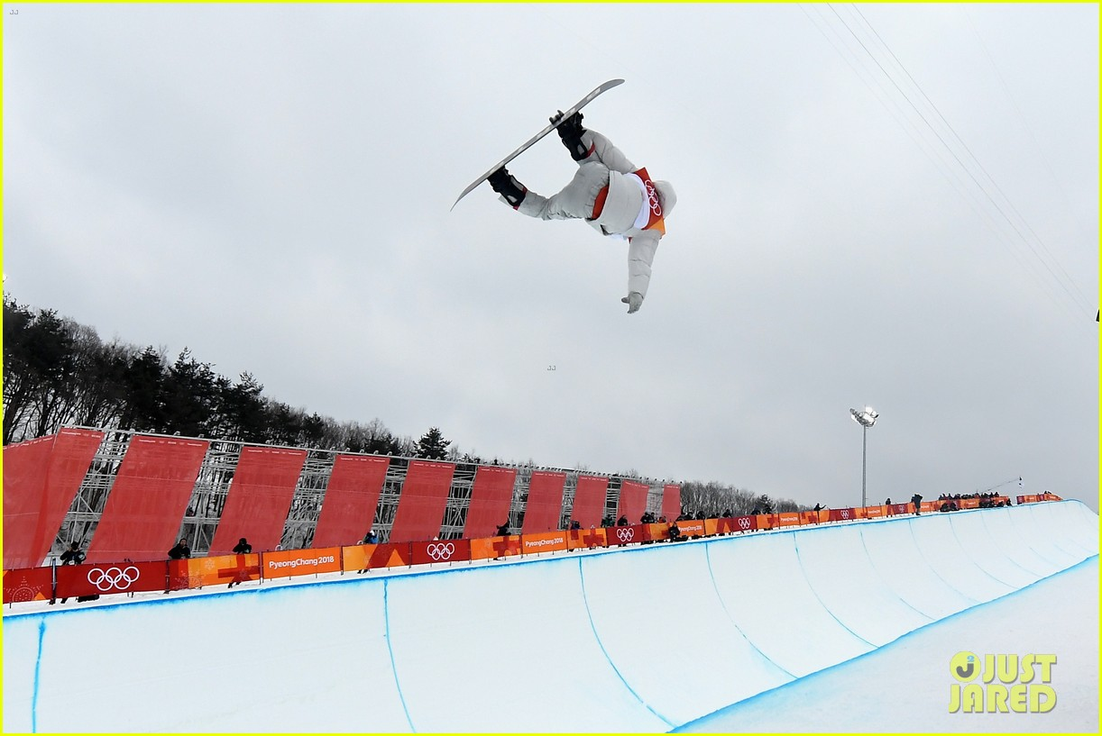 shaun white wins gold mens halfpipe winter olympics 234032609