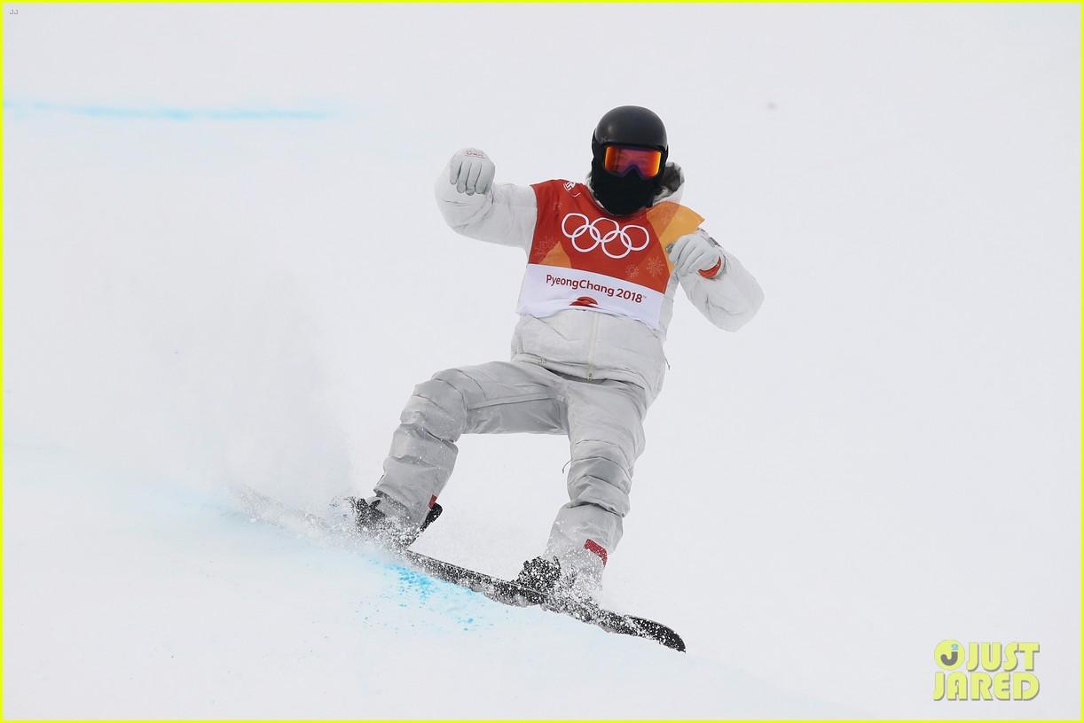 shaun white wins gold mens halfpipe winter olympics 274032613