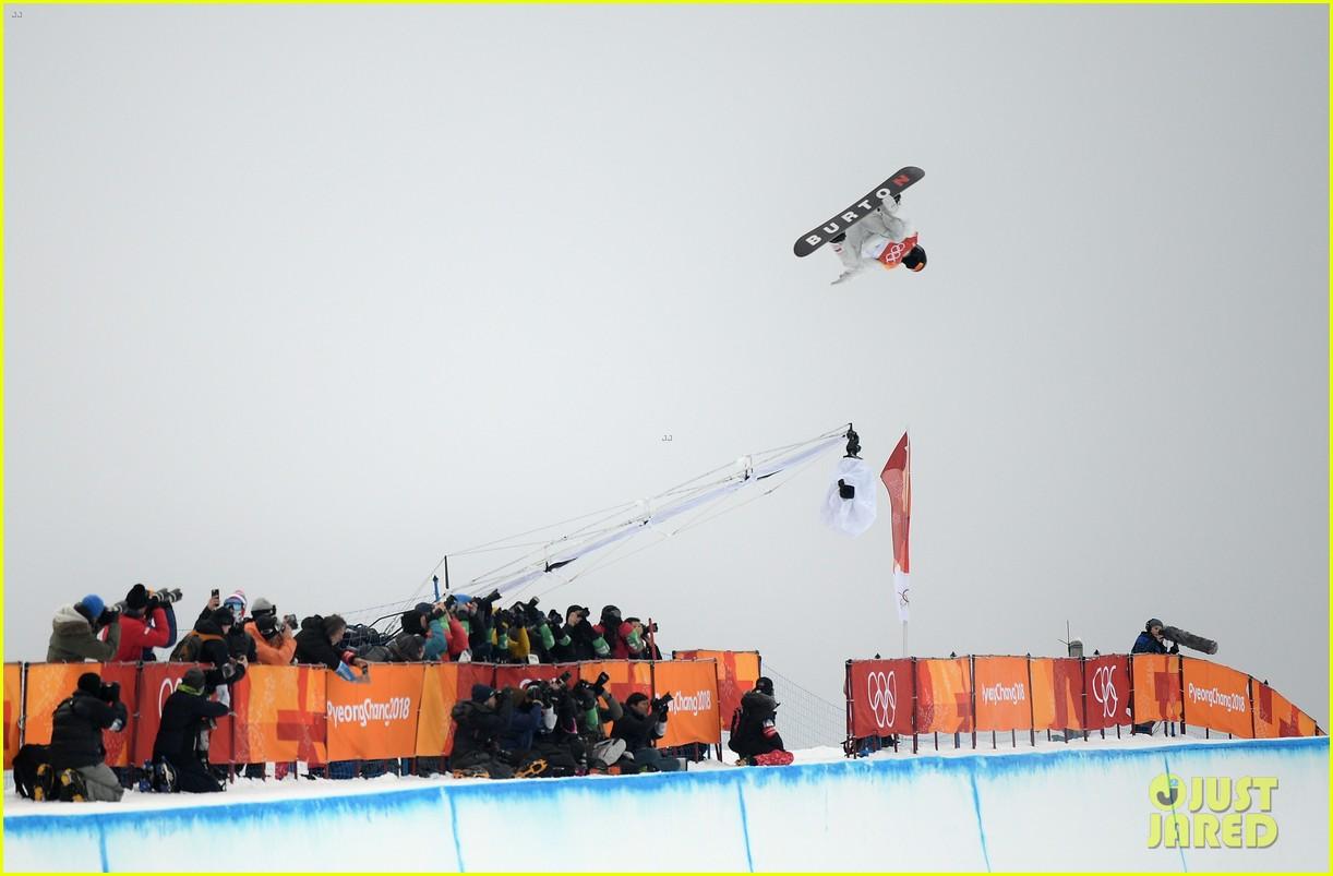 shaun white wins gold mens halfpipe winter olympics 304032616