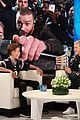 justin timberlake surprises super bowl selfie kid on ellen 04