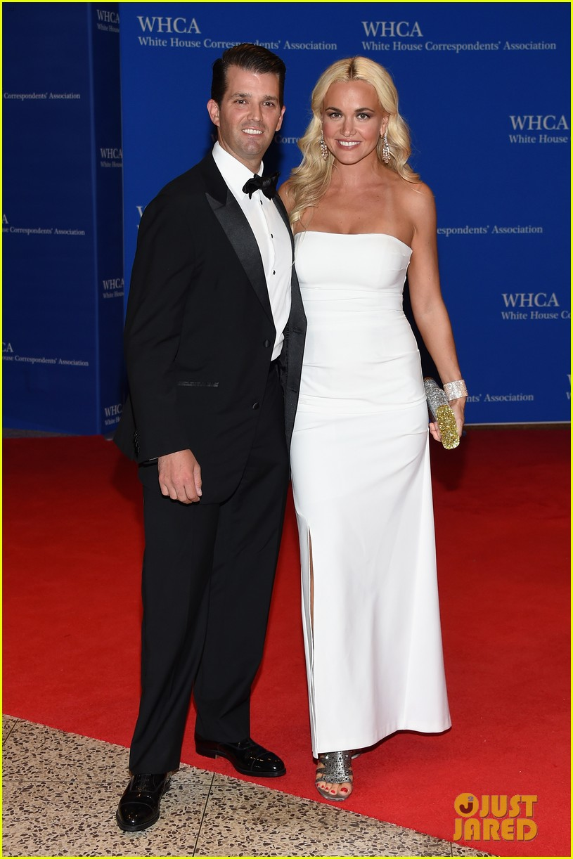 Donald Trump Jrs Wife Rushed To Hospital After Receiving Suspicious Letter