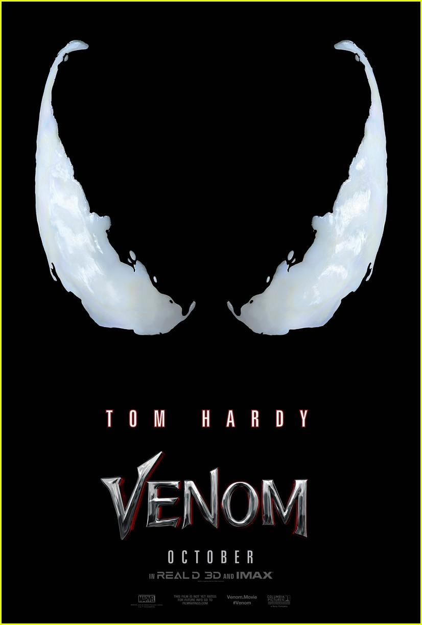 venom poster trailer debut 024029639