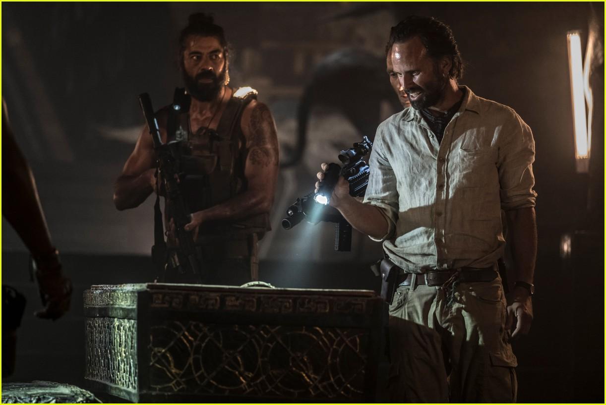 Alicia Vikander in 'Tomb Raider' - New Movie Stills Released