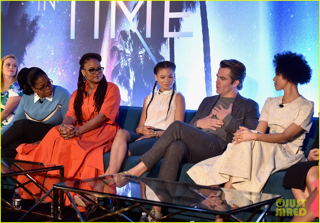wrinkle in time press conference february 2018 054039170