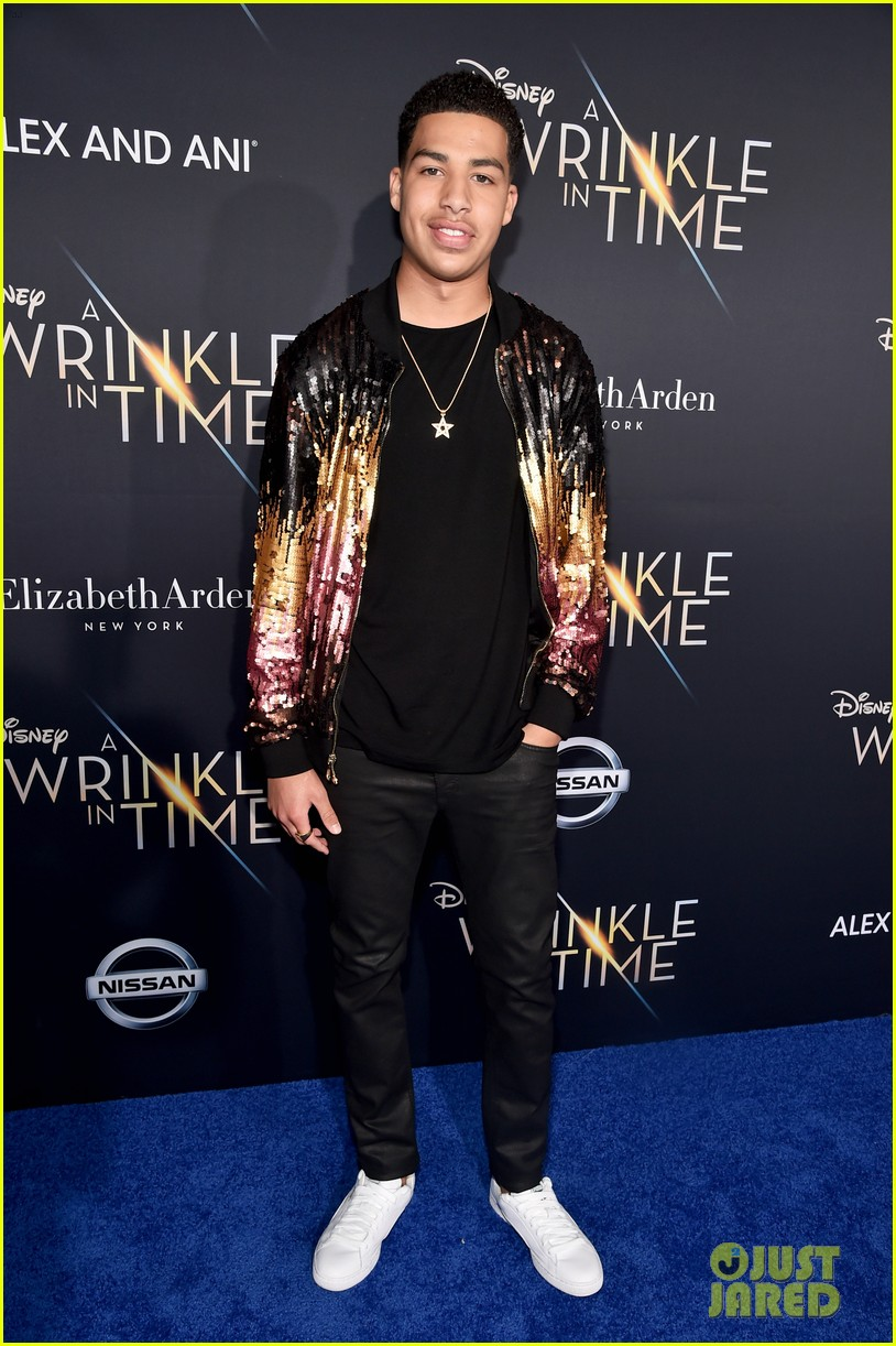 a wrinkle in time premiere hollywood february 2018 174040140